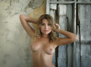 Ника Teen Playboy model girl with big tits& Playmate model nude sexy no porn