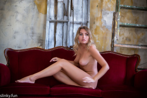 The most popular nude model in Europe!
