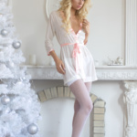 Stock Foto Beautiful nude model of nude Iolanta