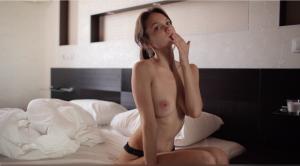 Nude model Masha Demina