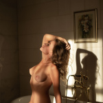 Photo Nicole Ross model nude by kazandzhan