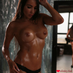 Sexy model nude nicole ross nude not porn