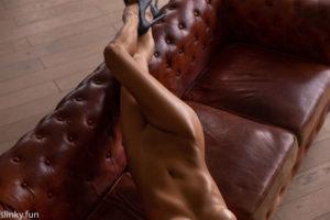 Photo Svetlana Claire nude model Penthouse
