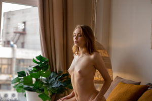 Russian model nude Katya Kliger