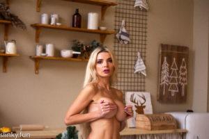 Model Playboy nude Playmate photo