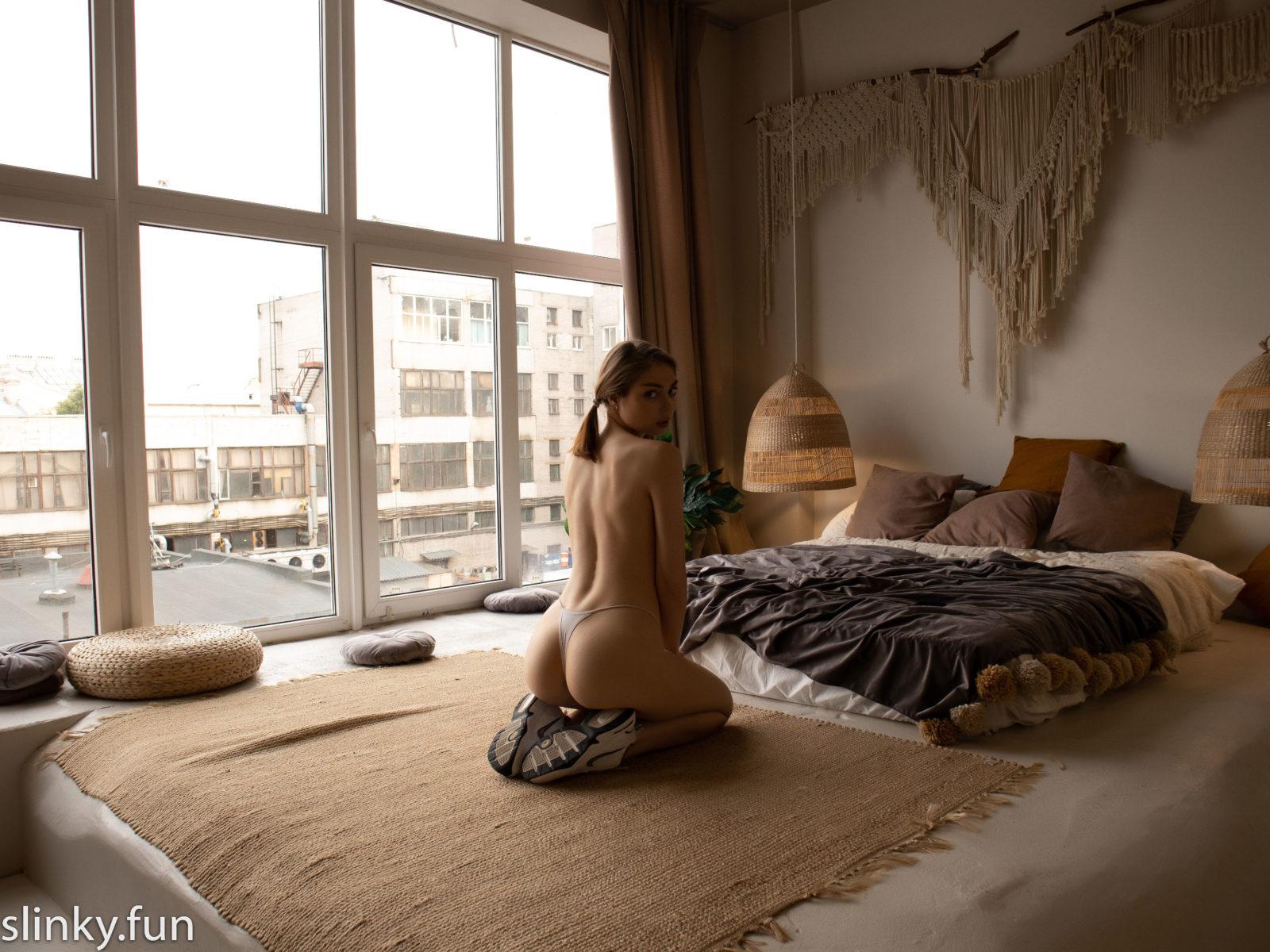 Обнаженная фотография Катя Клигер - фото без одежды - это ню