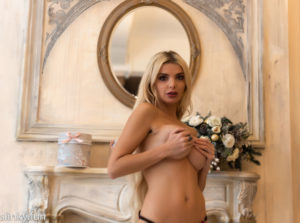 Playboy model nude erotic picture