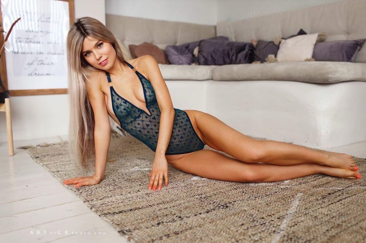 Top model Miss Maxim Russia Mariya Mashina